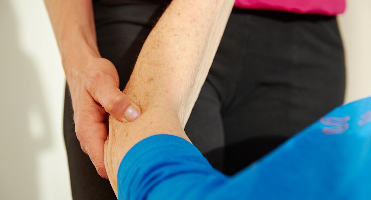 Schmerztherapie und Bewegungstherapie Sybille Veith in Freiburg